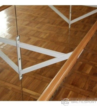 Konsole 40 mm diametra baleta stangai
