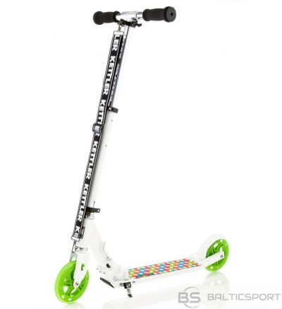 Scooter KETTLER ZERO 6 SPOTTED white