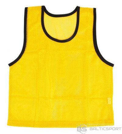 Komandu treniņu veste - dzeltena
