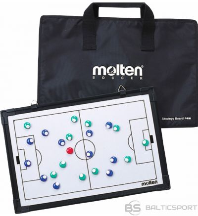 Molten Strategy board taktiskā mape futbolam