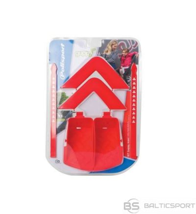 Polisport Guppy Maxi Accessories / Rozā