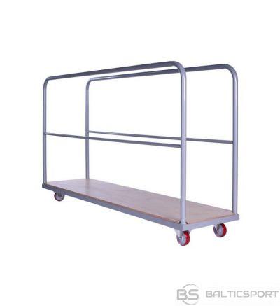 Paklāju uzglabāšanas rati - vertikāli
