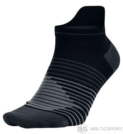 Zeķes Nike Running Dri-Fit viegls SX5195 010 / Melna / 34-38