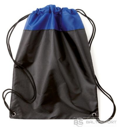 Sport bag TREMBLAY black/ blue