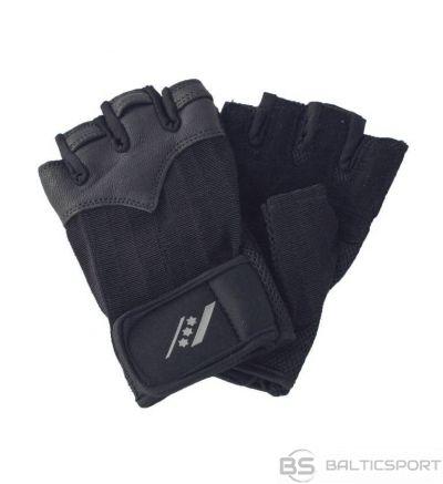Fitness gloves XS-S black RUCANOR 2952700