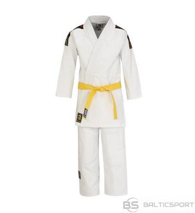 Judo suit MATSURU JUVO KIDS 100% cotton 190 g/m² 160 cm white
