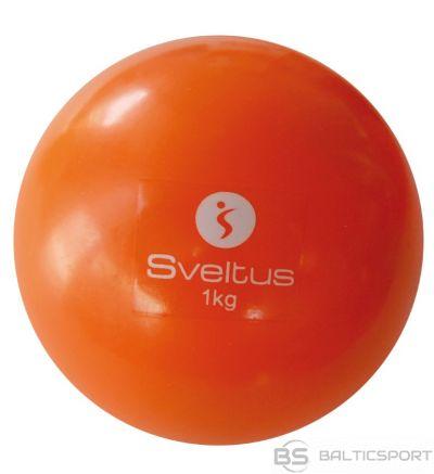Weighted ball SVELTUS, 1 kg