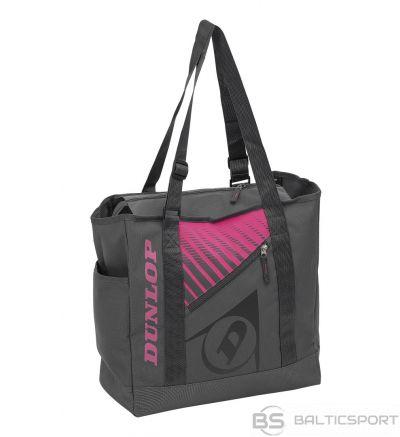 Backpack DUNLOP CLUB black/orange/ white