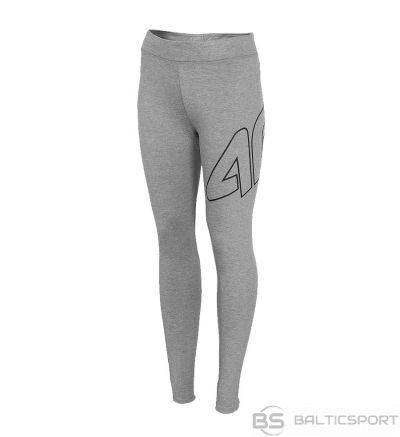 4F H4L20-LEG010 24M legingi / Pelēka / XS