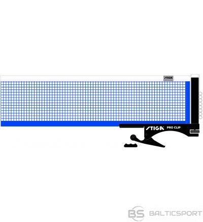 Stiga PRO CLIP tīkls tenisa galdam