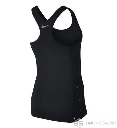Nike W NP TANK LNR RN GRX krekls 856 242 010 / XS / Melna