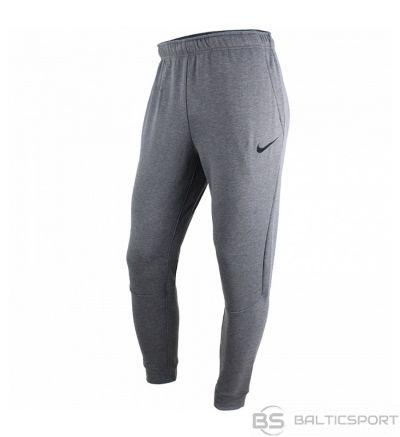 Nike Dry Pant Taper fleece 860 371 071 / Pelēka / XL