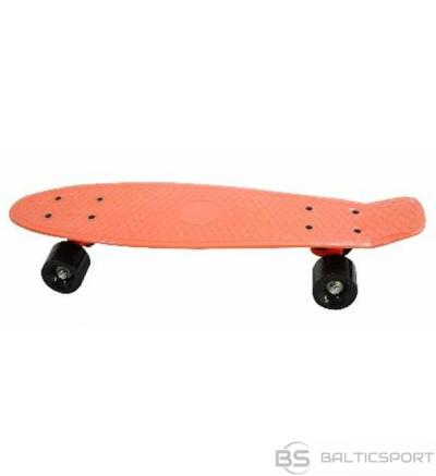 Skrituļdēlis - penny board - Dolphin oranža