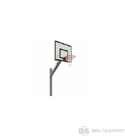 Sureshot Sure shot Basketbola, strītbola konstrukcija Euro Corts - cinkota metāla konstrukcija