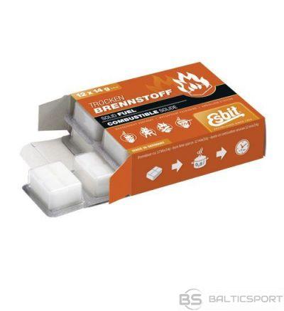 Esbit Solid Fuel-tablets 12x14g / Balta