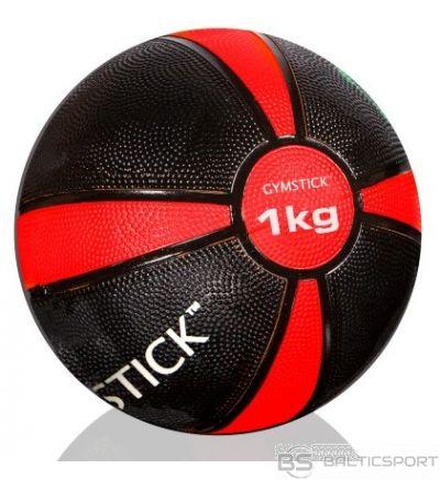 Medicine ball GYMSTICK MEDICINE BALL 1kg
