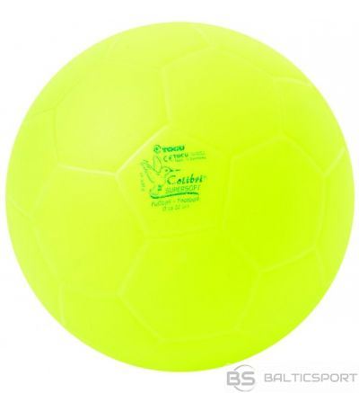 TOGU Colibri viegla hanbola bumba - zaļa - 16cm