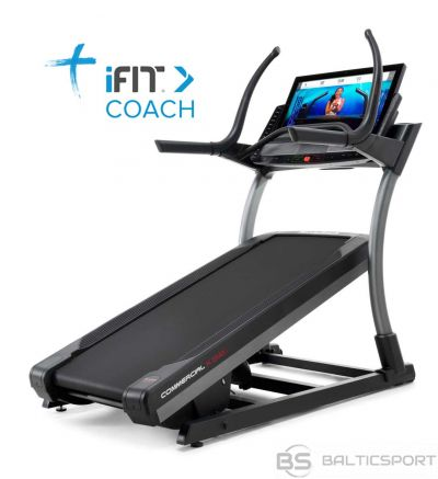 Nordic Track Treadmill NORDICTRACK INCLINE X32i + iFit 1 year membership included