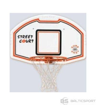 Sureshot Basketbola Komplekts ''Bronx'' (vairogs + stīpa)