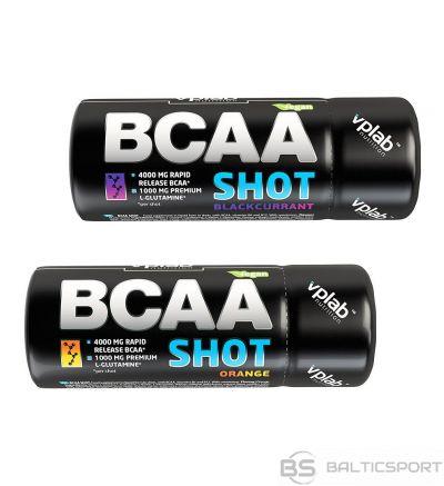 VPLab BCAA Shot 60 ml - Apelsīnu / 60 ml