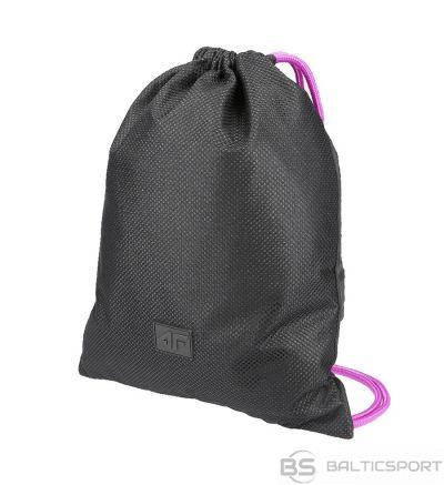Soma apaviem un apģērbiem 4F HJZ20-JBAGD001 21S / Melna / one size