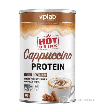 VPLab Cappuccino Protein Hot drink