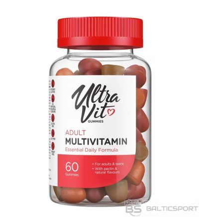 UltraVit Gummies ADULT MULTIVITAMIN Essential Daily Formula