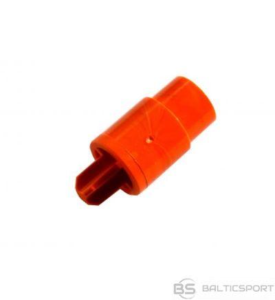 SKS Pumpja gumijas vārsts divpusējs / Oranža