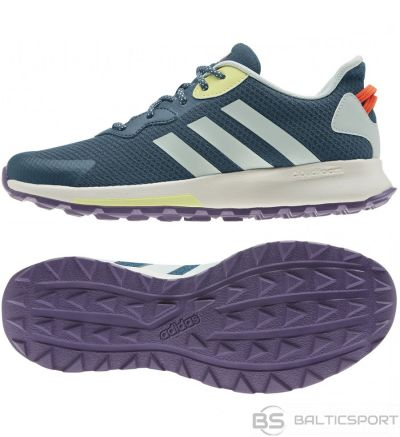 Adidas Quesa Trail X EG4205 kurpes / 40 2/3 / Zila