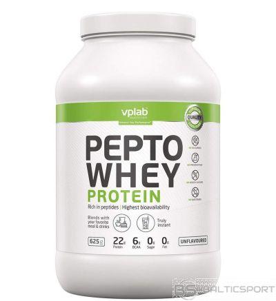 VPLab PEPTO WHEY protein 625 g