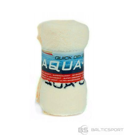 Aqua-speed Mikrošķiedras DRY CORAL dvielis / beżowy / 100x50 cm
