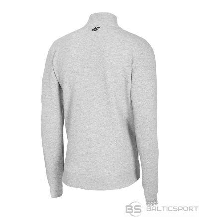 4F NOSH4-BLM003 džemperis 27M / Pelēka / M