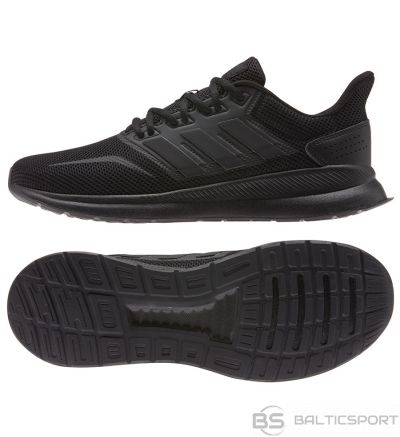 Adidas Runfalcon G28970 apavi / 45 1/3 / Melna
