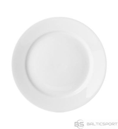 Pinguin plastikāta šķīvis / Balta