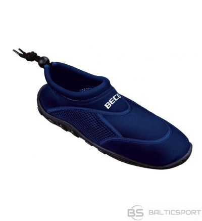 Aqua shoes for kids BECO 92171 7 size 35 navy