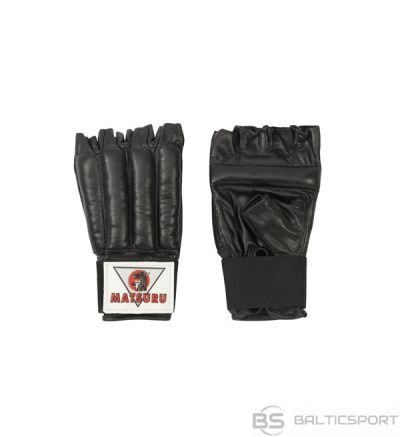 Grappling gloves Matsuru L black
