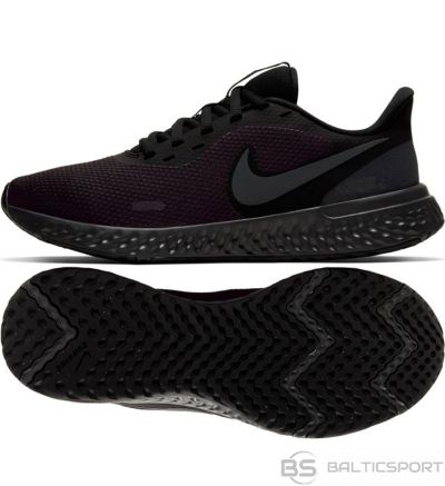 Nike Revolution 5 BQ3207 001/35 1/2 / Melna