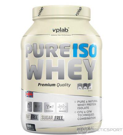 VPLab Pure Iso Whey - Neitrāla / 908 g