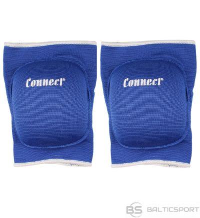 Connect Pievienojiet 56104 volejbola ceļa spilventiņu / SR / Zila