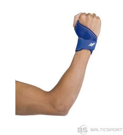 Rucanor Wrist support CARPO 01 with velcro closure blue