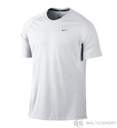 Nike Miler SS UV 519698 100 / Balta / XXL T-krekls