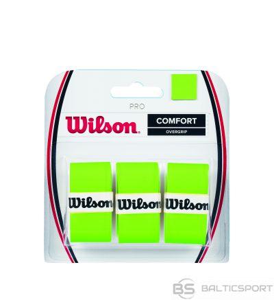 Wilson PRO OVERGRIP BLADE zaļš 3gb./iep.
