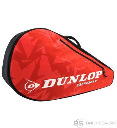 Bag DUNLOP 3 rackets red