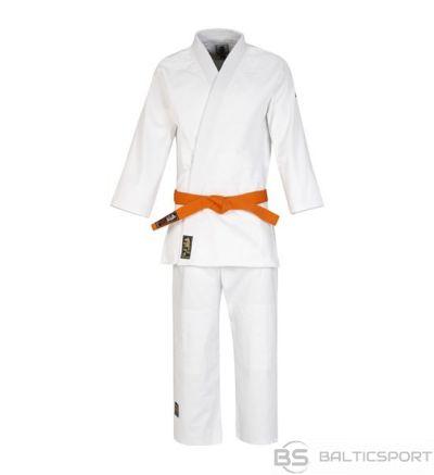 Judo suit Matsuru JUDO CLUB ZONDER 100% cotton 450 g/m² 180 cm white