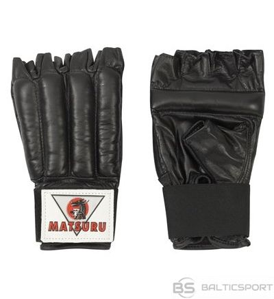 Grappling gloves Matsuru S black