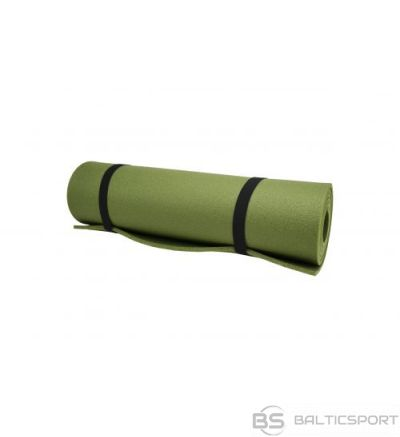 Uniplast Camping mat Military Green 1,8x0,5x0,007m / Tumši zaļa