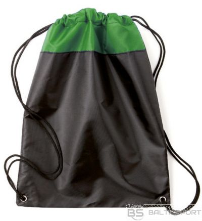 Sport bag TREMBLAY black/green