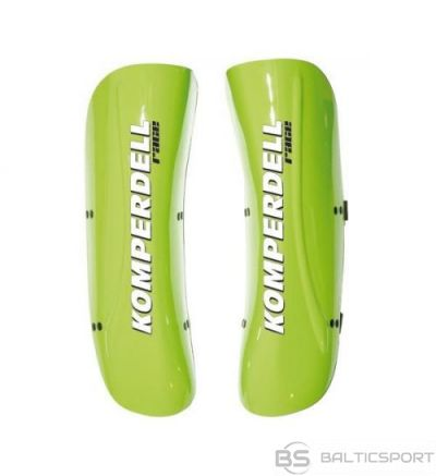 Komperdell Shin Guard Profi WC Junior / Zaļa