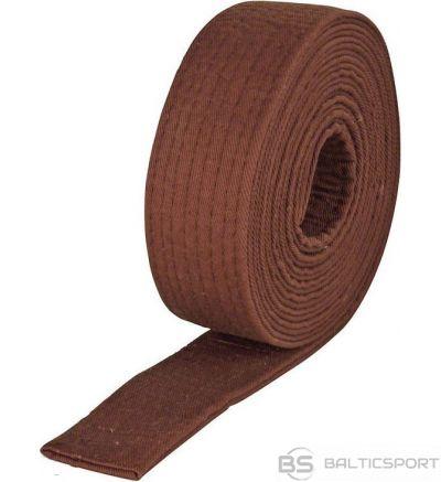 Belt judo/karate Matsuru 2,4 m brown