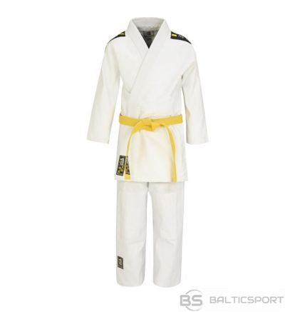 Judo suit Matsuru JUVO 100% cotton 350 g/m² 140 cm white